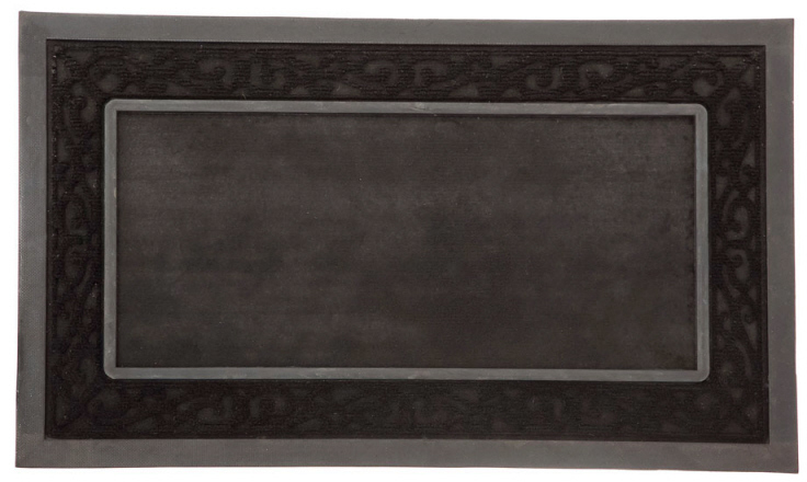 Scroll Mat Frame - Black