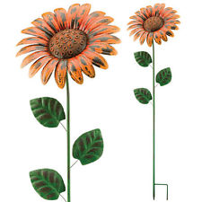 Giant Rustic Flower Stake - Daisy