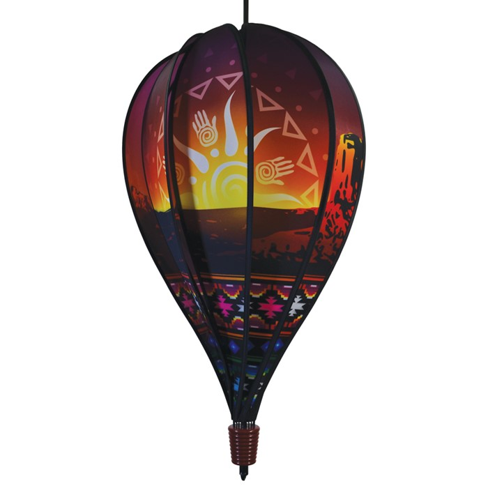 "25"" Southwest Hot Air Balloon"