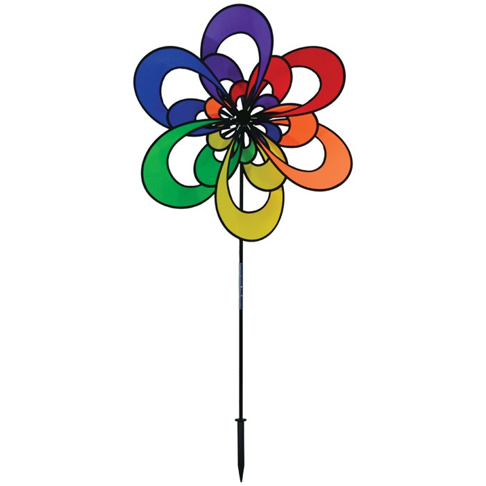 Spectrum Triple Windee Wheel Flower