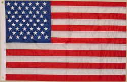 US 2' x 3' Endura Nylon Flag