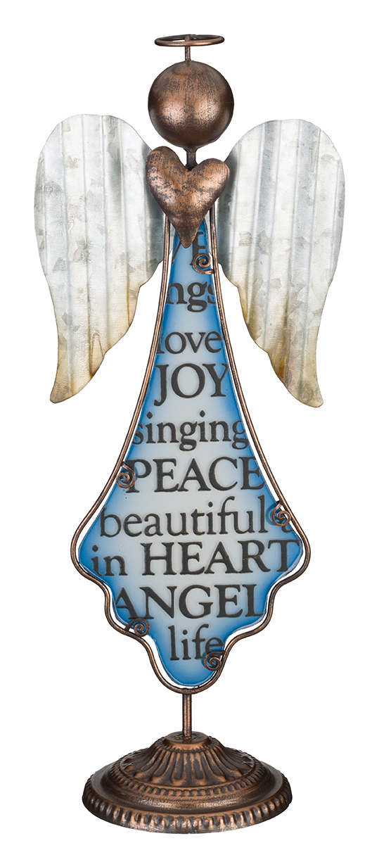 Sentiment Angel Blue - 16""